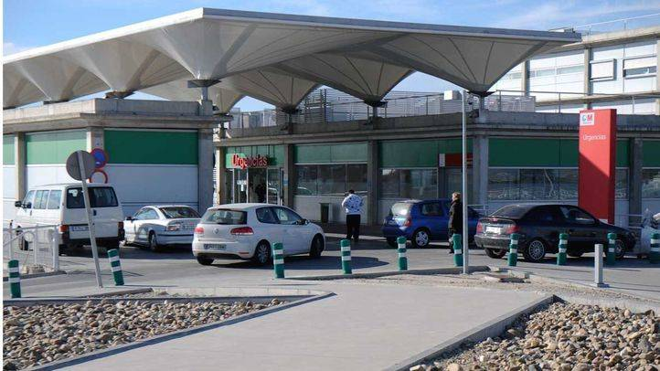 Urgencias del hospital Infanta Leonor (Vallecas)