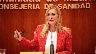 Cifuentes respeta pero no comparte la opinión de los obispos de Getafe y Alcalá sobre la Ley contra la LGTBIfobia