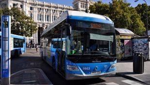 La EMT desviará 9 líneas de autobús por las fiestas de la Paloma