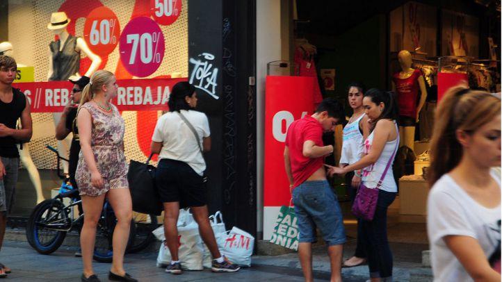 El IPC registra una bajada de un 0,5% en julio