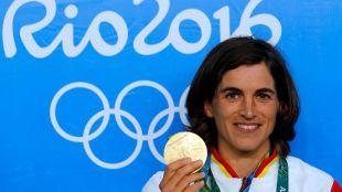 Maialen Chourraut arrasa slalom K1 y se cuelga el oro en Río