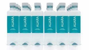 Botellas de agua Auara