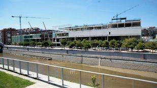El centro comercial Plaza ya ha cambiado el paisaje de Madrid Río