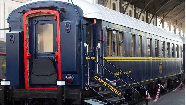 El Museo del Ferrocarril estrenará un 'vagón-restaurante' a partir de septiembre