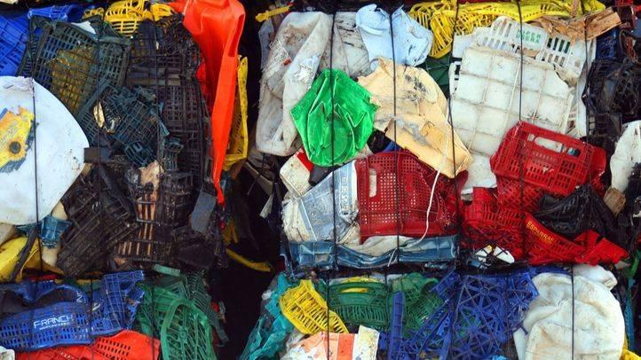 Residuos plásticos (archivo)