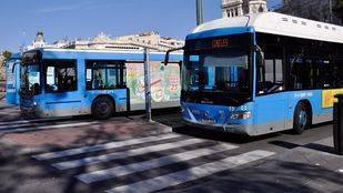 La EMT desvía nueve líneas de autobús con motivo de la Virgen de la Paloma