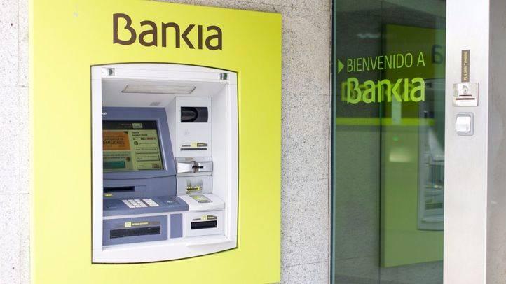 Bankia gana más de 58.000 clientes con nóminas y pensiones en el primer semestre