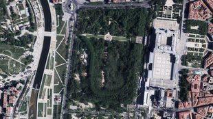 El Ayuntamiento renueva el mapa cartográfico de Madrid con un nuevo vuelo