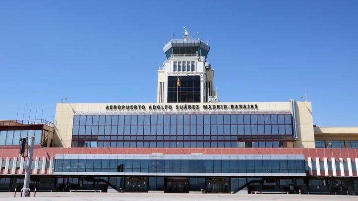 Aeropuerto Adolfo Suárez Madrid-Barajas (Archivo)