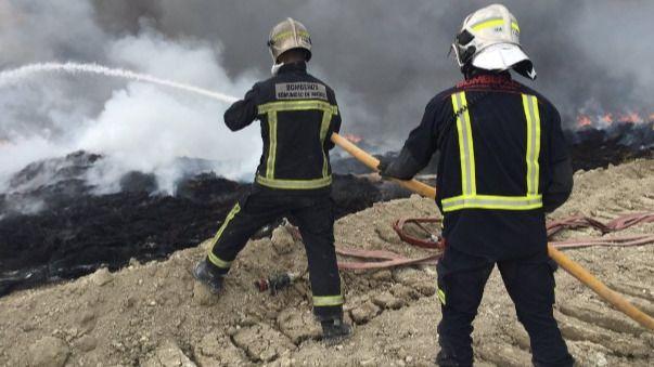 Los bomberos tendrán un monumento por su 50º aniversario