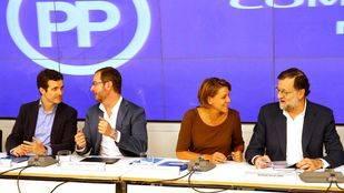 Rajoy recibirá el respaldo con condiciones del PP para negociar con C's