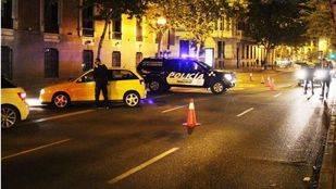 Casi 1.500 personas fueron detenidas o imputadas por conducir borrachas en Madrid en la primera mitad de año