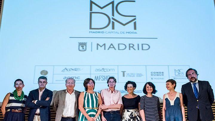 Presentación Madrid Capital de Moda (Archivo)