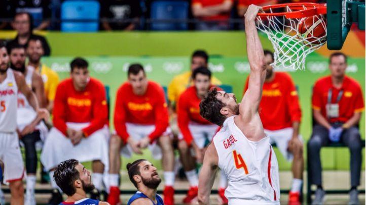 España aniquila a Francia y pasa a semifinales