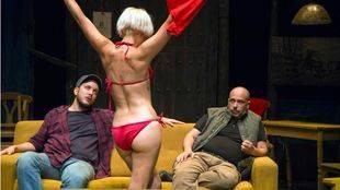 'La grieta', ciberserie a escena