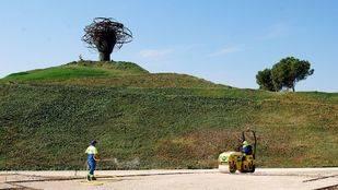 La Atalaya del Parque Lineal del Manzanares