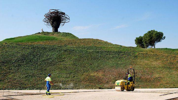 Madrid recuperará La Atalaya del Parque Lineal del Manzanares