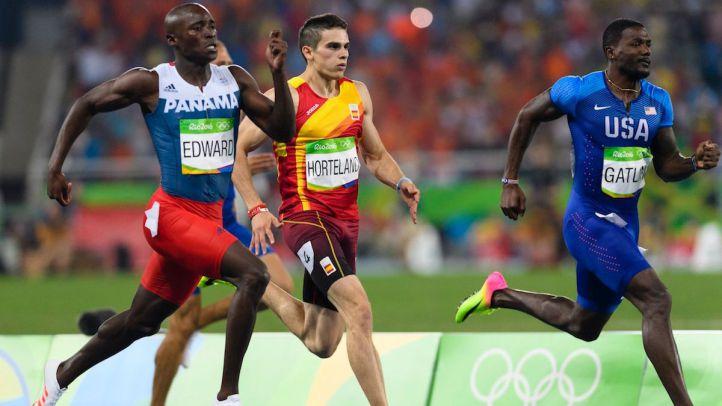 Los madrileños Bruno Hortelano y Jesús Tortosa se quedan sin medalla olímpica