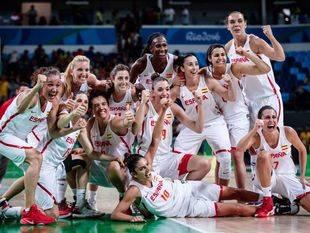 España se mete en su primera final olímpica y asegura la décima medalla en Río