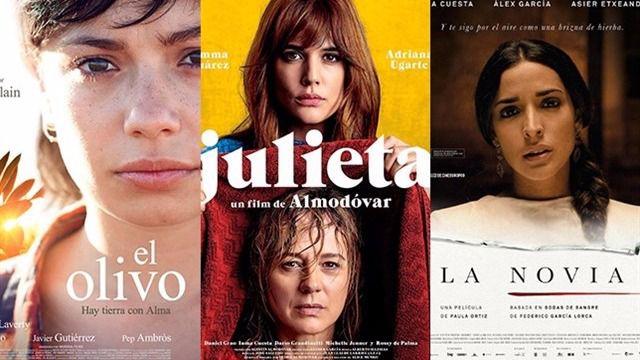 'El Olivo', 'Julieta' y 'La novia', precandidatas españolas para los Oscar