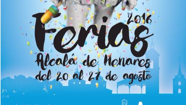 Julieta Venegas, Melendi y Bertín Osborne, en las fiestas de Alcalá