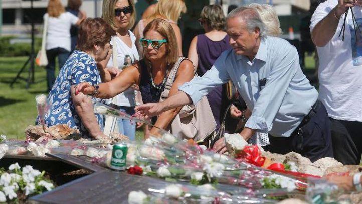 La emoción regresa a Barajas tras ocho años del accidente de Spanair