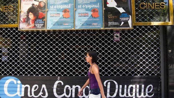 Cines Conde Duque Verdi Alberto Aguilera.