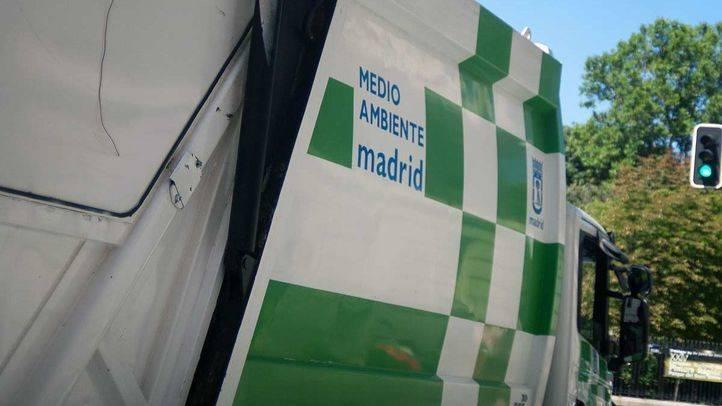 Todas las empresas concursantes participarán en la futura recogida de basuras de Madrid