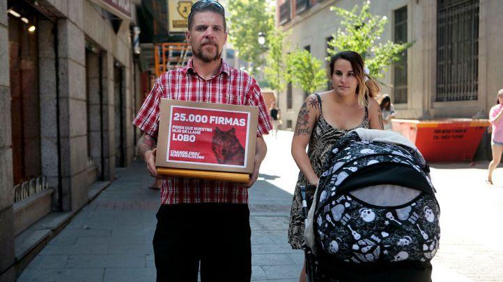 Justicia ordena la inscripción del bebé Lobo en el registro