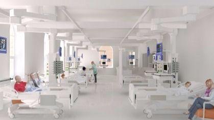 La Fundación Aladina llevará a cabo la reconstrucción de la UCI del hospital Niño Jesús