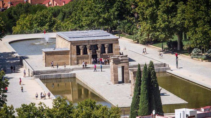 El Templo de Debod reabrirá sus puertas con mejores instalaciones y horario ampliado