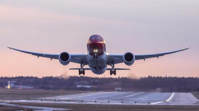 Norwegian conectará Madrid e Islandia a partir de noviembre