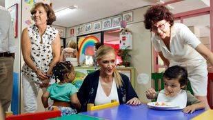 Una residencia pública para ayudar a madres adolescentes