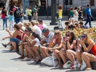 Madrid bate el récord de turistas en julio
