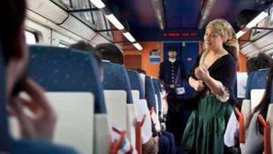 El Tren Campos de Castilla retoma sus viajes para dar a conocer Soria a través de Antonio Machado