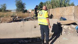 Muere un hombre electrocutado con cables de alta tensi�n en Valdeming�mez