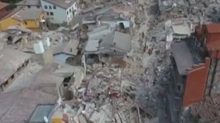 La española fallecida en el terremoto es una joven de Granada
