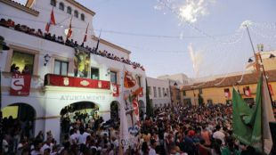 Comienzan las fiestas de San Sebastián de los Reyes con el chupinazo