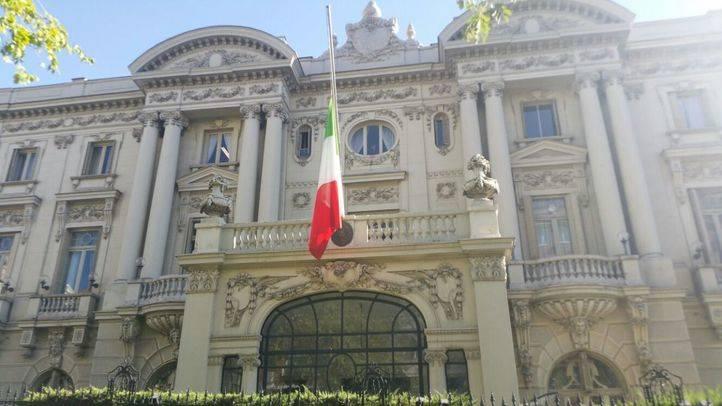 La Embajada de Italia abrirá un libro de condolencias por el terremoto de Amatrice