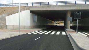 Nuevo túnel bajo la A-6