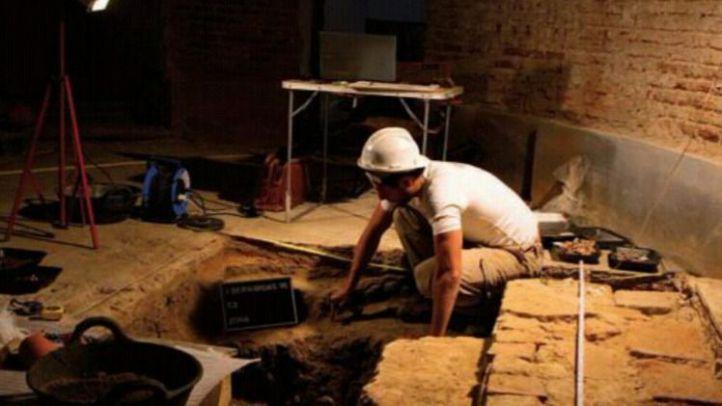 Obras en el Monasterio de San Bernardo de Alcal�