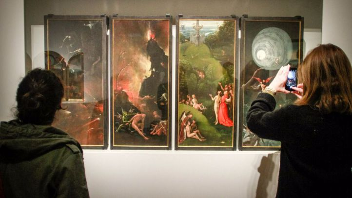 El Bosco seguir� en cartel dos semanas m�s y con visitas nocturnas
