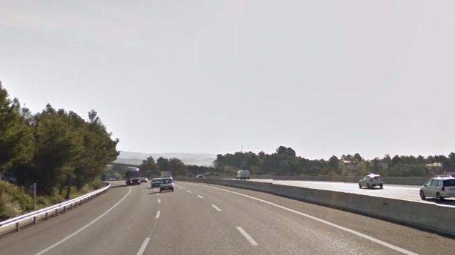 AP-7 a su paso por Tarragona