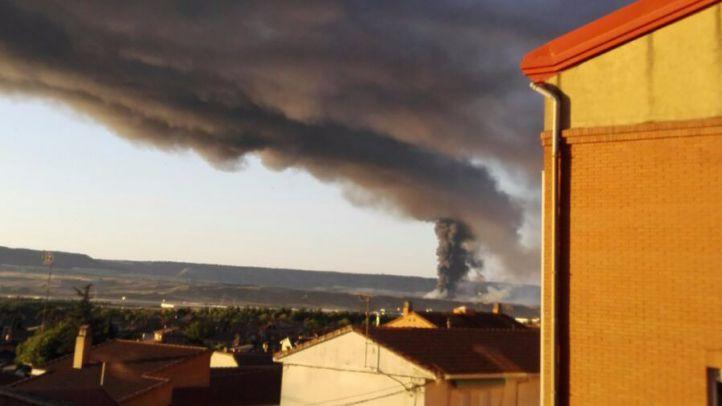 Incendio de Chiloeches