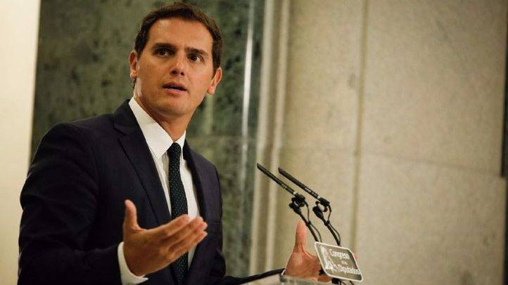 Albert Rivera explica su 'sí' a Rajoy