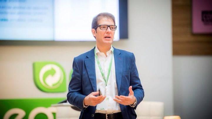 Óscar Martín Riva: 'Innovación y reciclaje caminan de la mano en Ecoembes'