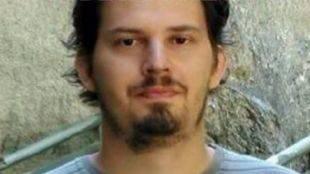 Diego Alonso Montes, desaparecido en Talamanca de Jarama