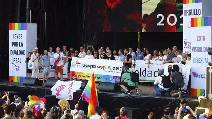 Marcha del Orgullo LGTBI 2016 (archivo)