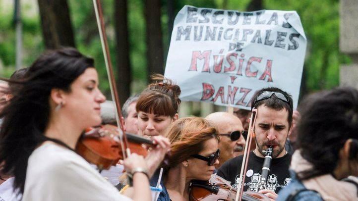 Madrid inyecta medio millón en las escuelas de Música y bajará el recibo desde enero