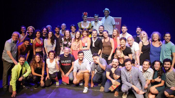 Los Teatros Luchana ofrecen 28 espectáculos para todos los públicos